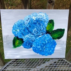 Other - Hydrangea Painting